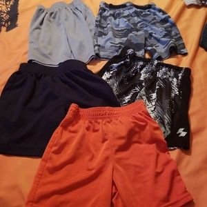 Basketball Toddler Shorts